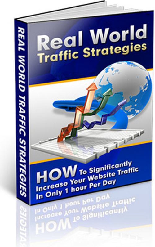 Product picture Real World Traffic Strategies